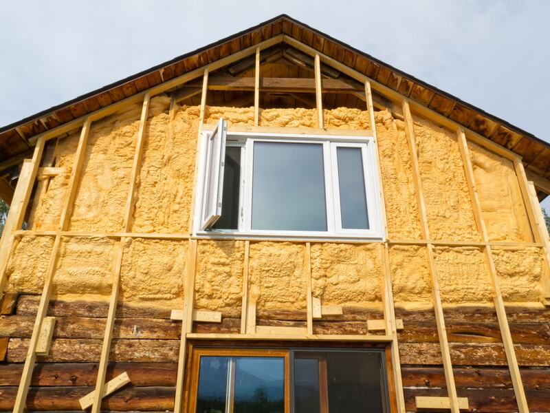 Home Spray Foam Insulation Chattanooga