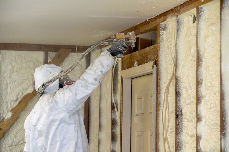 Installer Spray Foam Insulation Chattanooga
