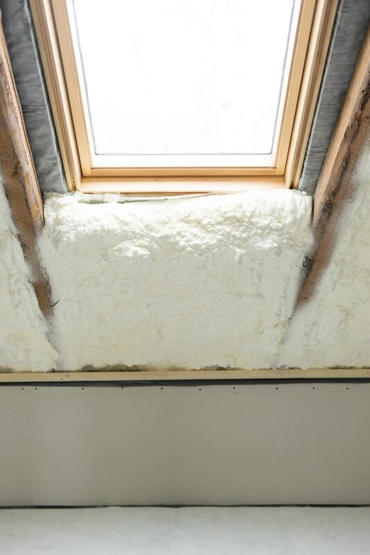 Spray Foam Insulation Chattanooga