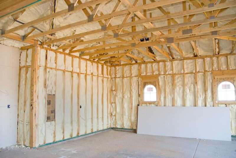 Spray Foam Insulation Cost Chattanooga
