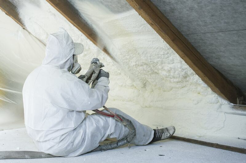 Spray Foam Insulation Installer Chattanooga