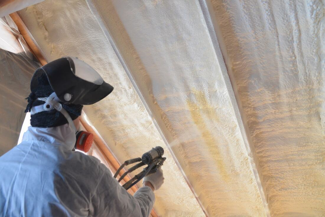 Spray Foam Insulation Installers Chattanooga