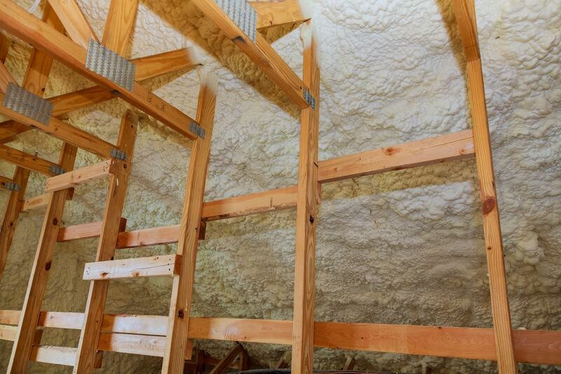 Wall Spray Foam Insulation Chattanooga
